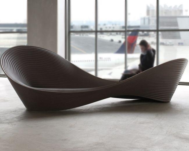 Holz Paletten Möbel selber bauen - 35 coole Ideen basteln - ausergewohnliche relax liege hochster qualitat