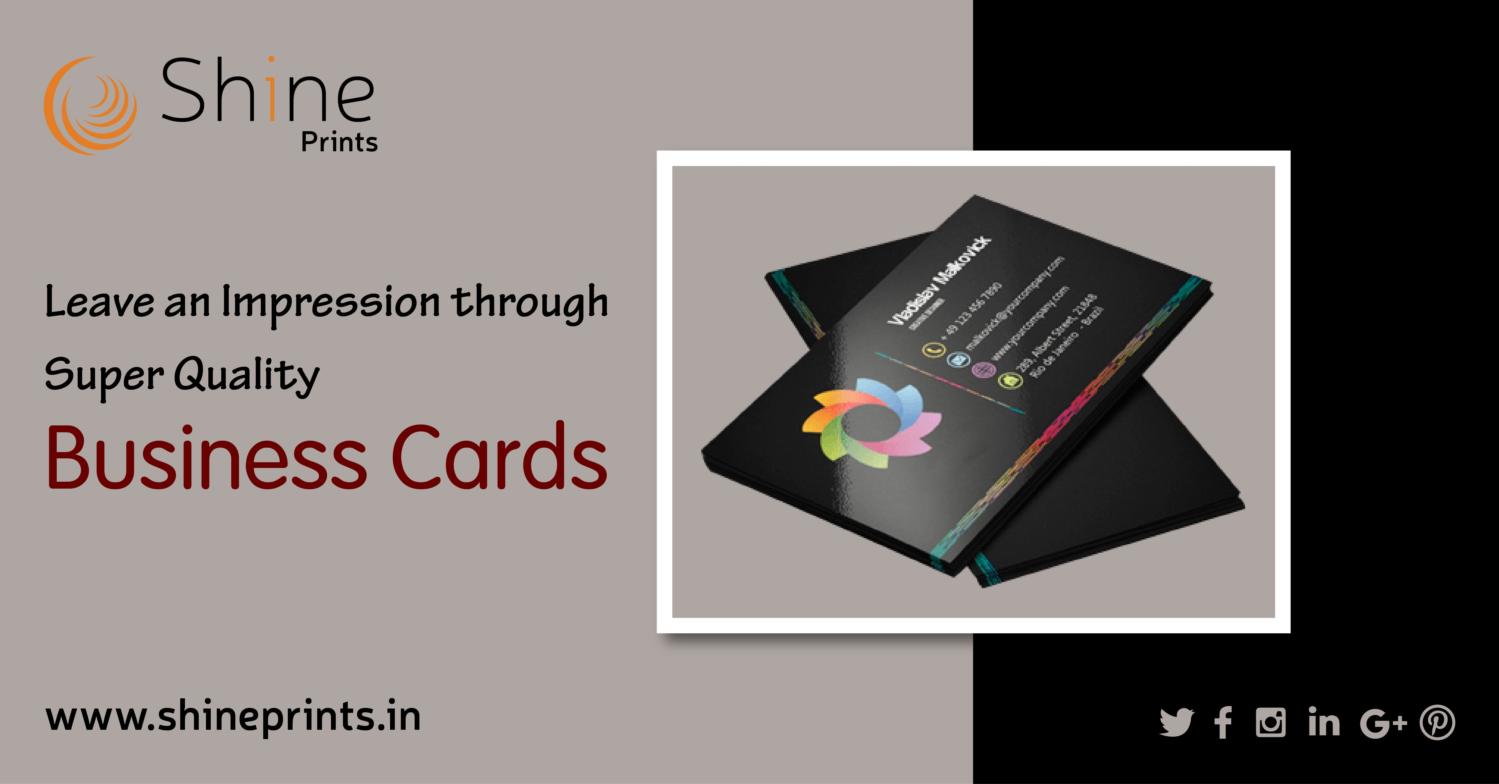 A Well Designed Business Card Is A Very Good Conversion Starter And Best Way Of Making Lasting Impression Visiting Card Printing Wellness Design Visiting Cards