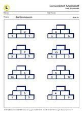 Zahlenmauern 5