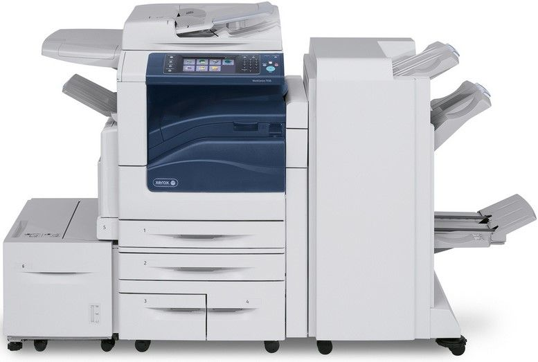 Xerox Workcentre 7545 Driver Printer Download Printer