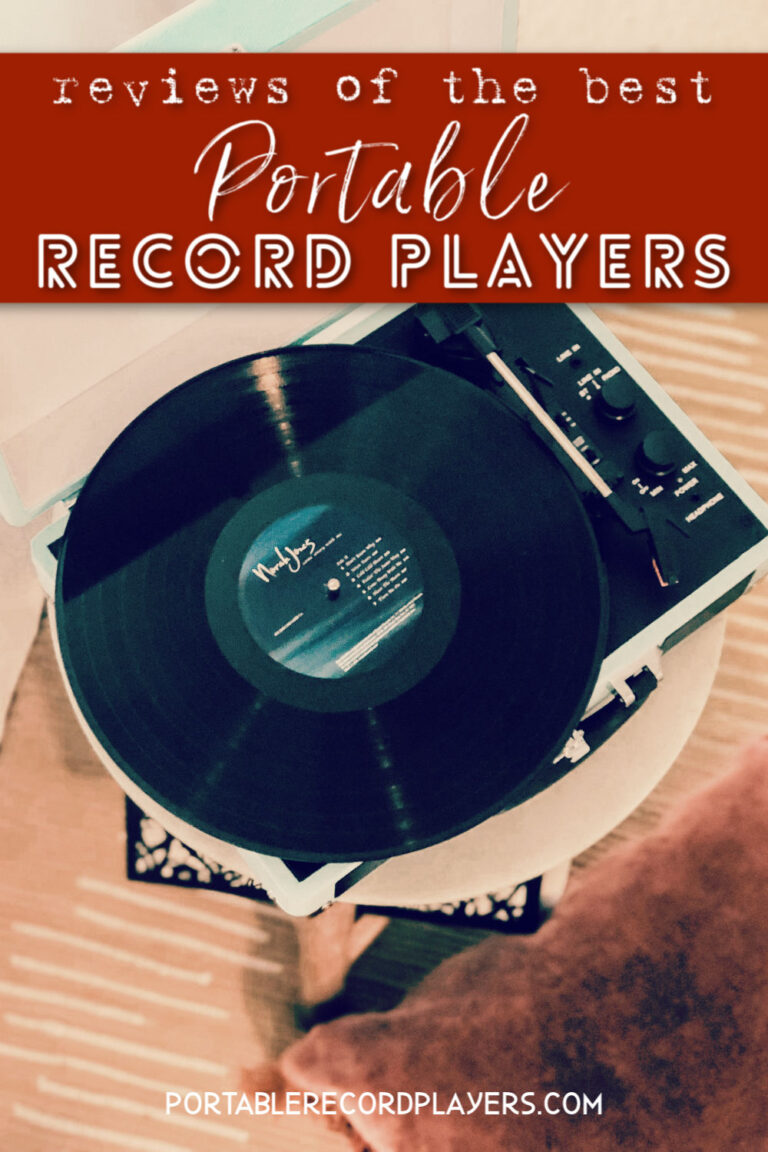 Best Portable Record Players Reviews In 2020 Best Portable Record Player Portable Record Player Record Player Reviews