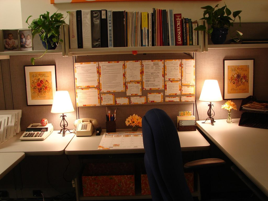 Dsc02496 in 2019 cubicle cubicle work cubicle office - Work office decorating ideas pictures ...