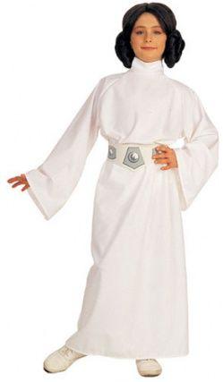 déguisement princesse leia™ (star wars™) - enfant | plus size