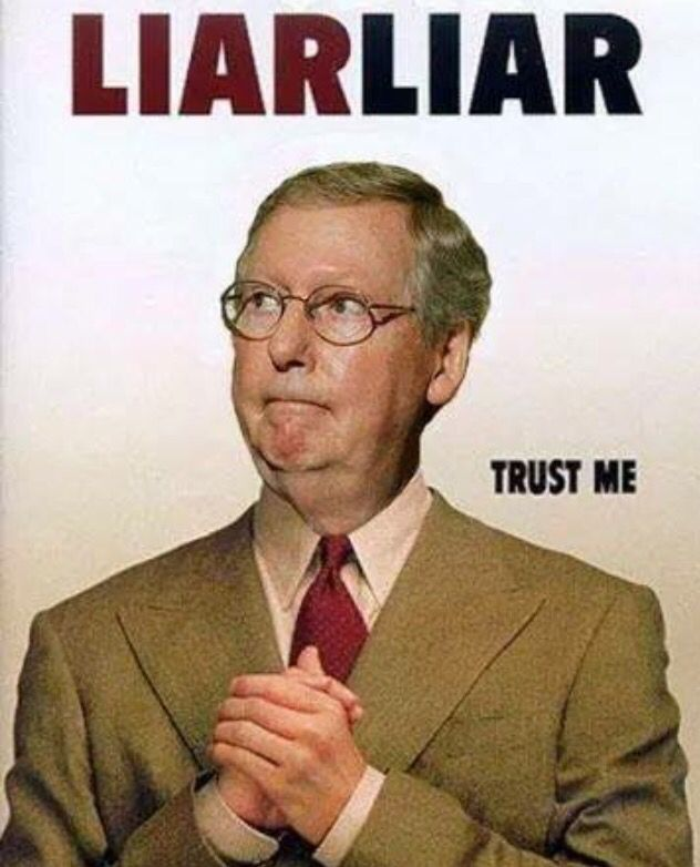 The ENTIRE REPUBLICAN PARTY Are Grade A Liars!!!! They've turned Lying into a sport!!!!