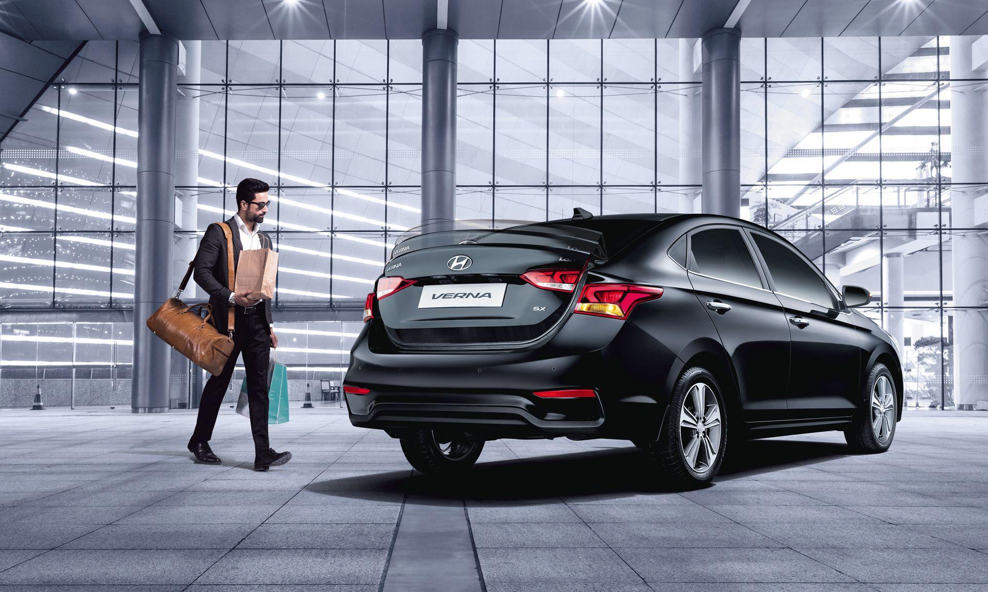 "Advaith Hyundai New Verna ""The New Verna With over 8.8"