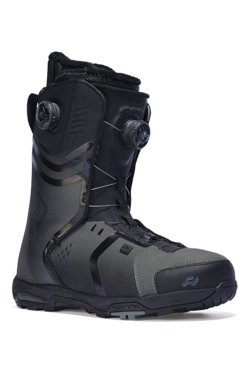 2017 Ride Trident Snowboard Boot Basin Sports Snowboard Boots Boots Black Boots