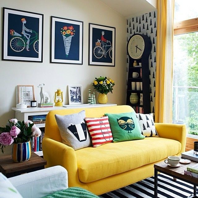 Salas De Estar On Pinterest ~ da sala de estar, sala decorada inspirada no pinterest, sala