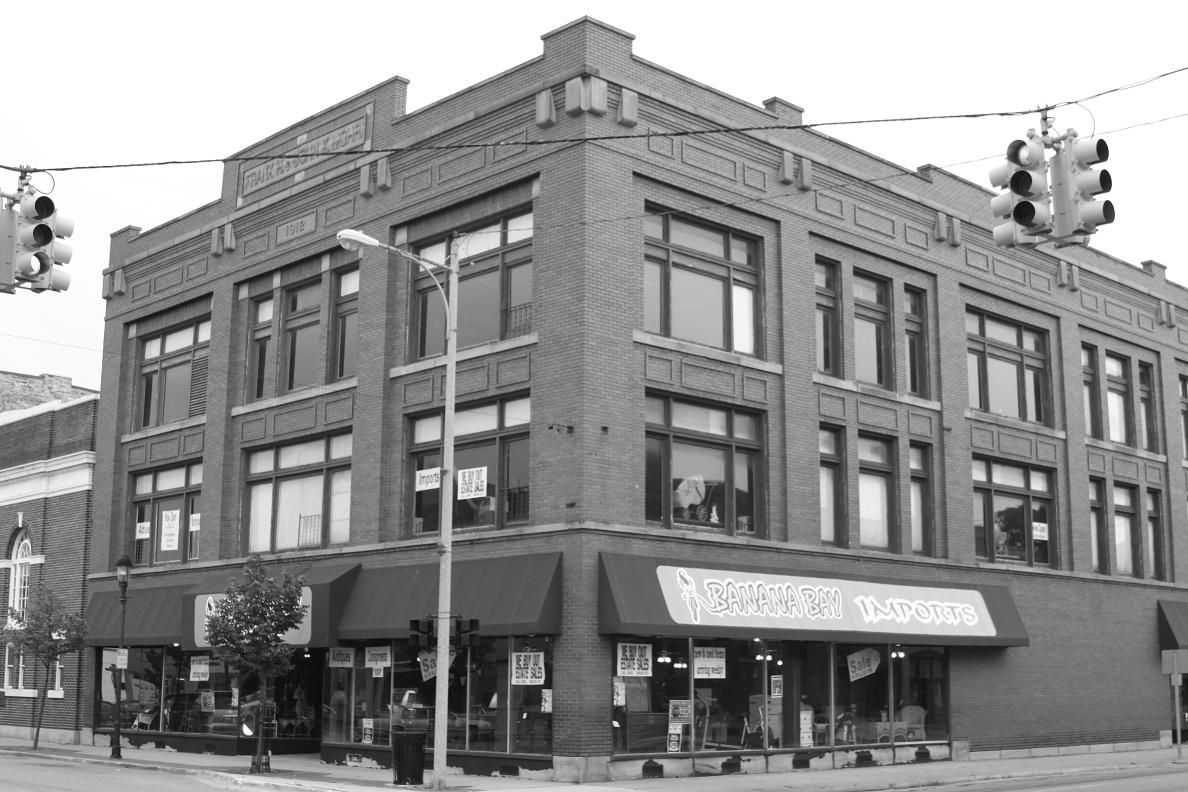 Exceptionnel Originally The Bishop Young Fuirniture Store On The Corner Of Midland And  Henry Streets, Bay City, Michigan. We Purchased Many A Fine Piece Of  Furniture ...