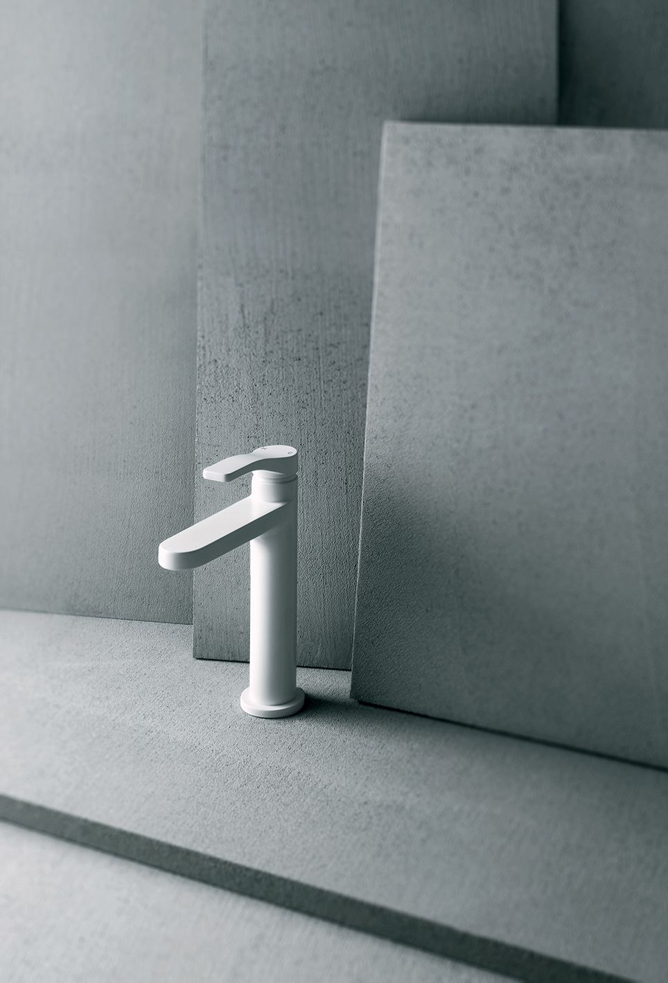 Accessori Bagno Fantini Piero Lissoni Fantini Rubinetti White Finish Faucet Design