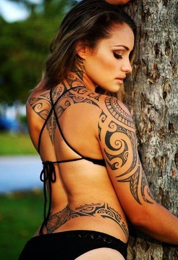 Lower Back Tattoo Design For Women1 22 Tribal Tattoos For Women Maori Tattoo Maori Tattoo Designs