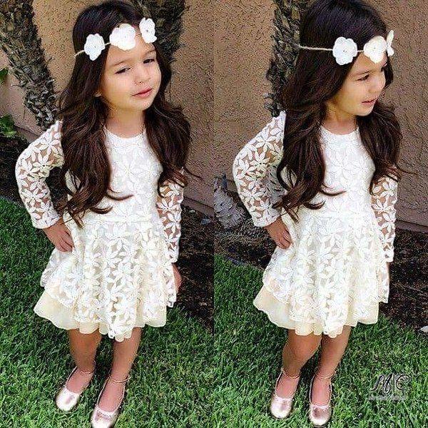 мода   Модные девчонки, Наряды для маленьких девочек ...