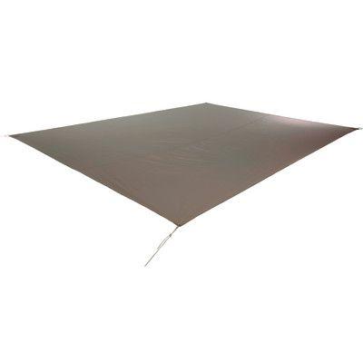 Vela Ombreggiante Rettangolare Tortora 300 X 400 Cm Vele