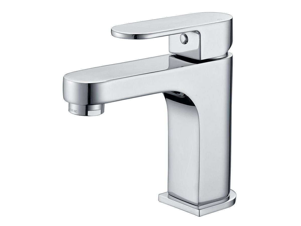 The milli glance wall basin mixer set is captivating from the first - Basin Mixer
