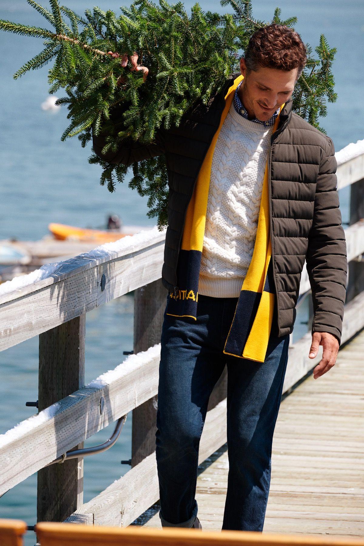 The Nautica 2019 Men S Holiday Collection Jackets Men Fashion Korean Street Fashion Men Young Mens Fashion [ 1800 x 1200 Pixel ]