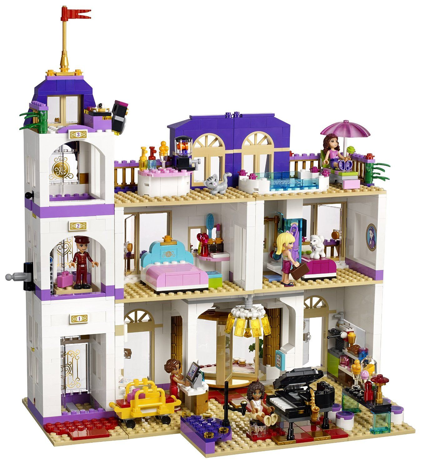 Robot Check Lego Friends Lego Lovers Lego Friends Sets
