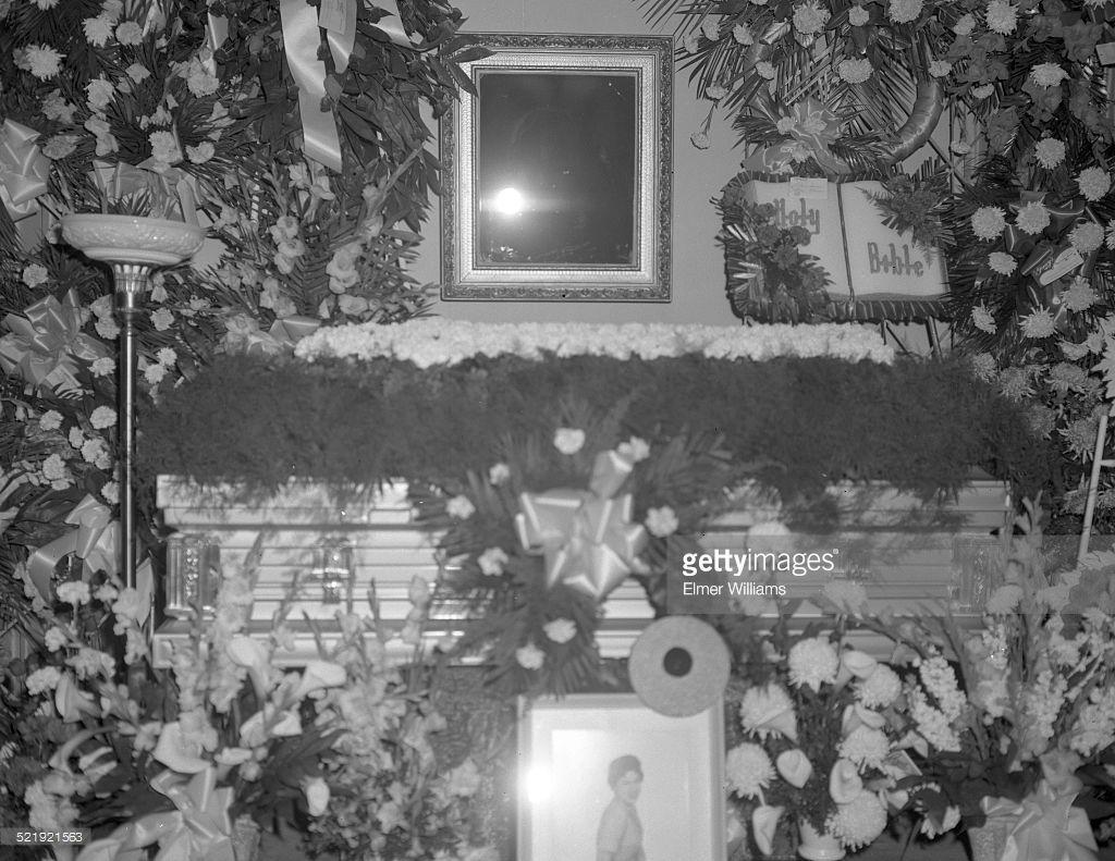 Patsy Clines Casket Phillips Robinson Funeral Home Nashville