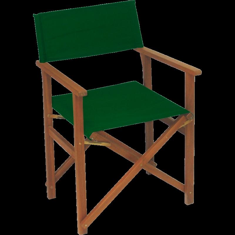 mimosa green timber directors chair