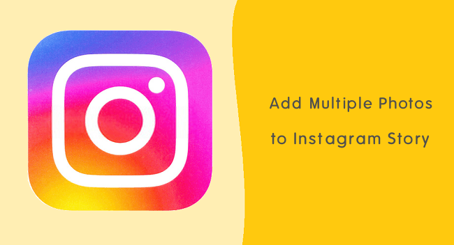 How To Add Multiple Photos To Instagram Story Instagram Story Instagram Ads