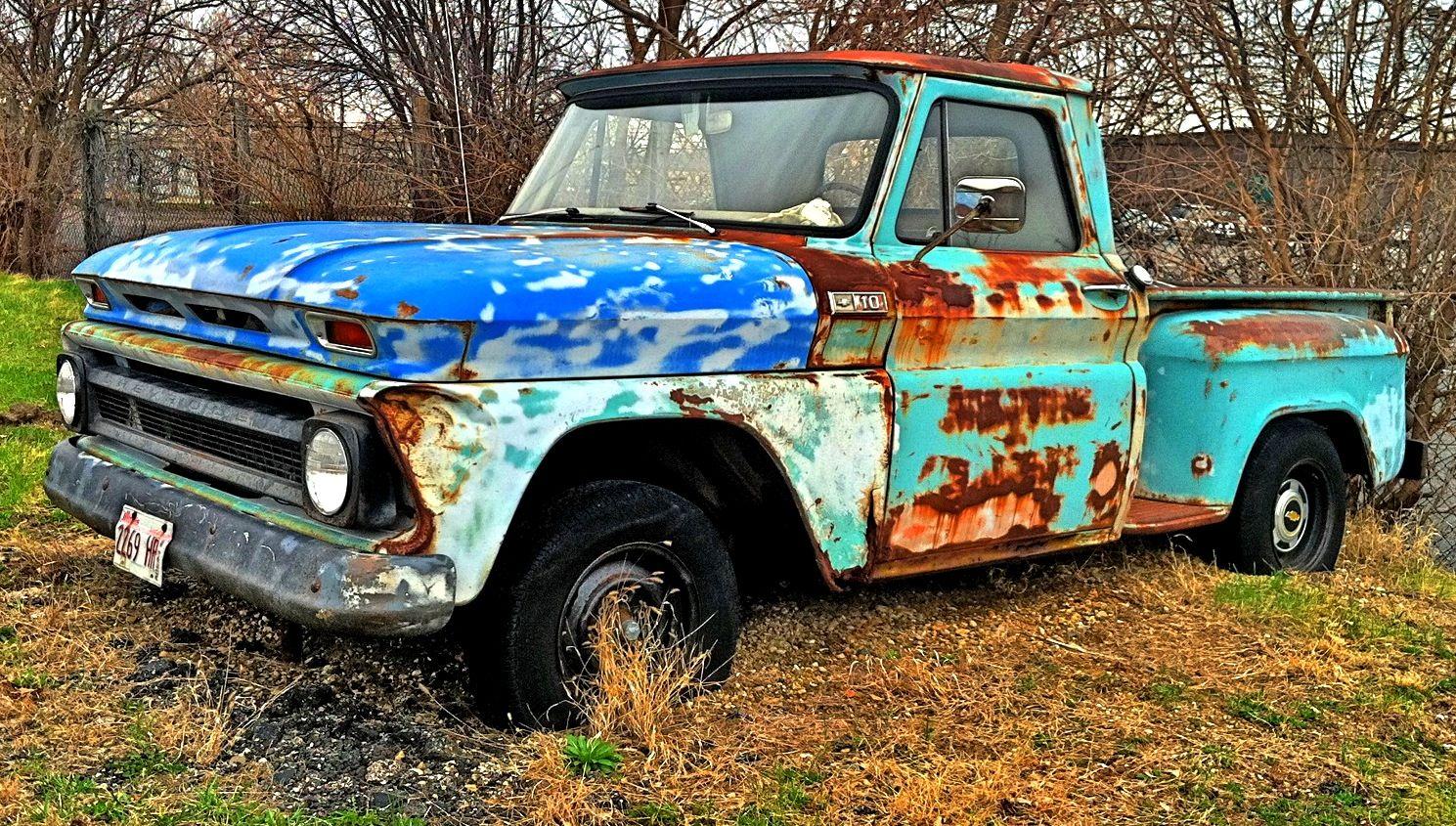 old pickup truck - Google Search | Trucks | Pinterest | Classic ...