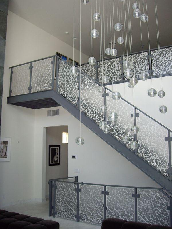 3 Form Eco Resin Stair Rail Panels By California Closets Of Las Vegas , Via  Behance