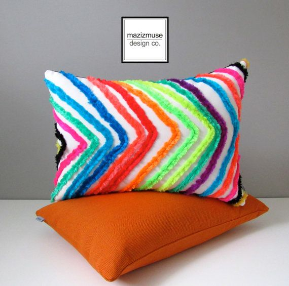 colorful outdoor pillow cover decorative moroccan tribal throw