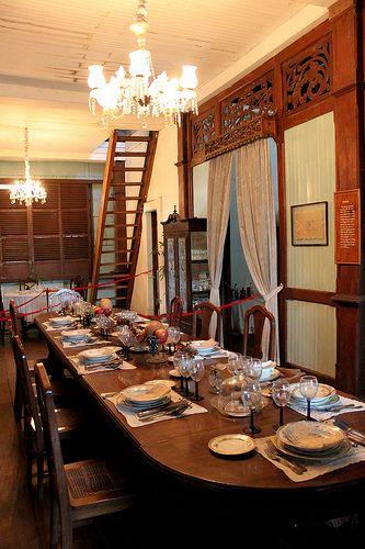 Balay Negrense Victor Fernandez Gaston Ancestral House