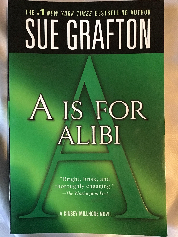 Assortment Of Sue Grafton Hardback And Lg Paperback Novels Etsy In 2021 Sue Grafton Grafton Mystery Books