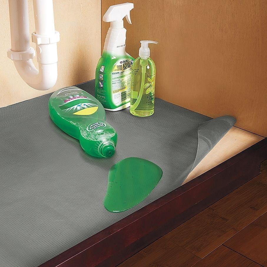 ConTact Brand NonAdhesive NonSlip Under Sink Mat inch x