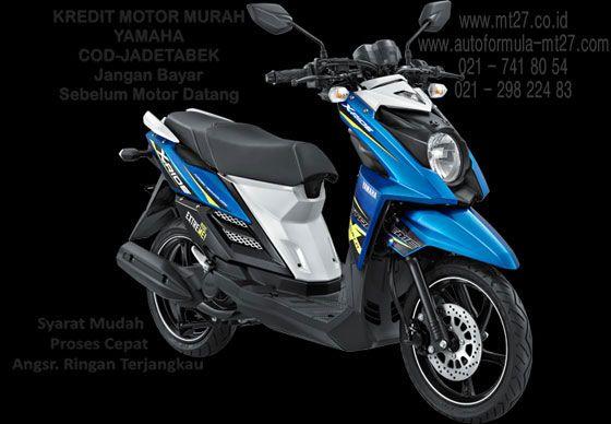 Yamaha X Ride Biru