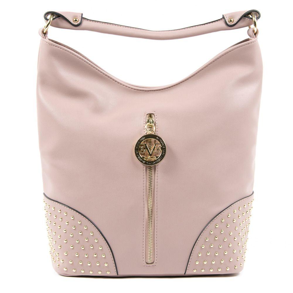 3d4ca09d791c V 1969 Italia Womens Handbag Pink SANDRA Versace handbag branded handbag