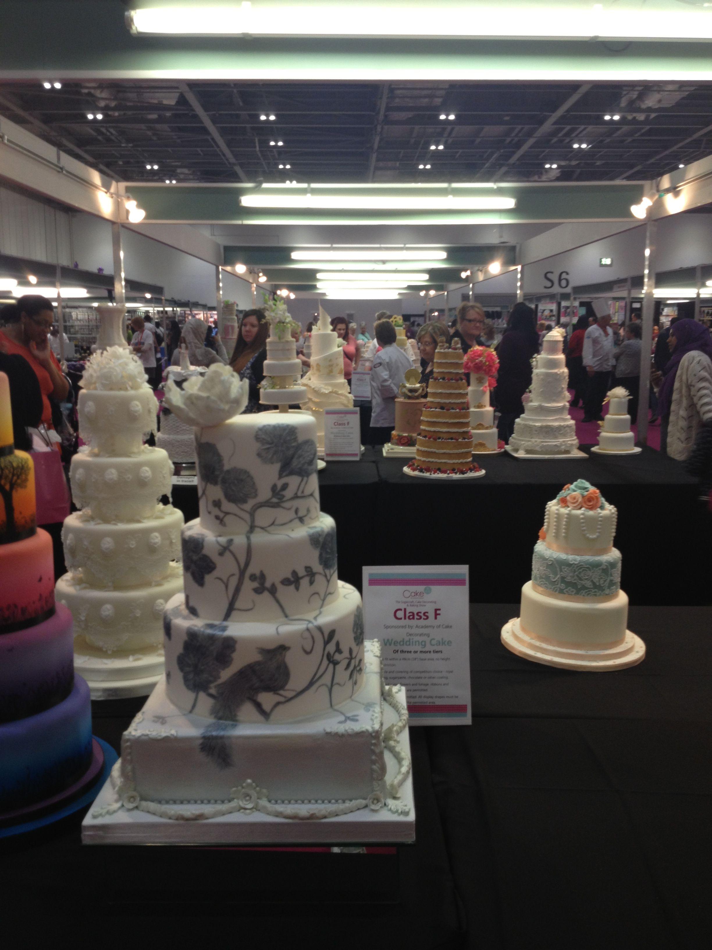 London Cake Show 2014