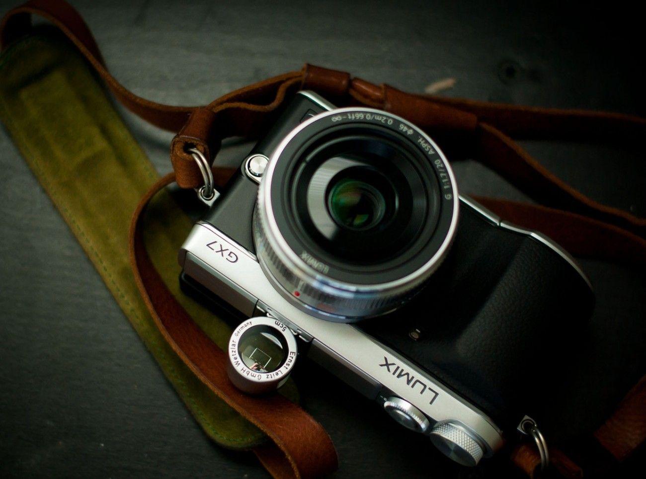 micro four thrids camera lighter