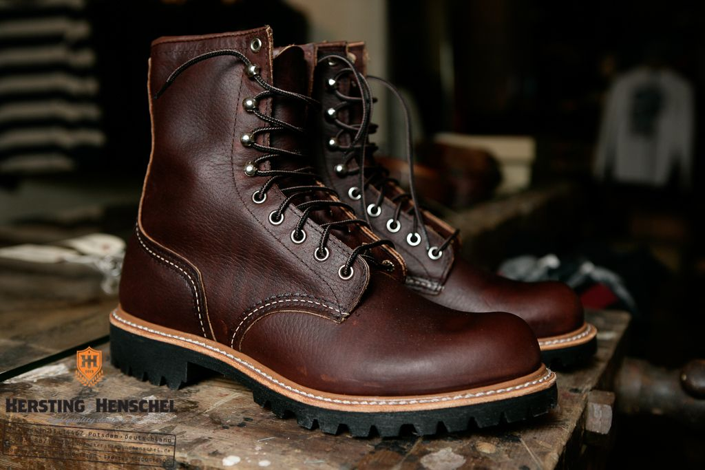 red wing 4585 logger   Boots, Boots men