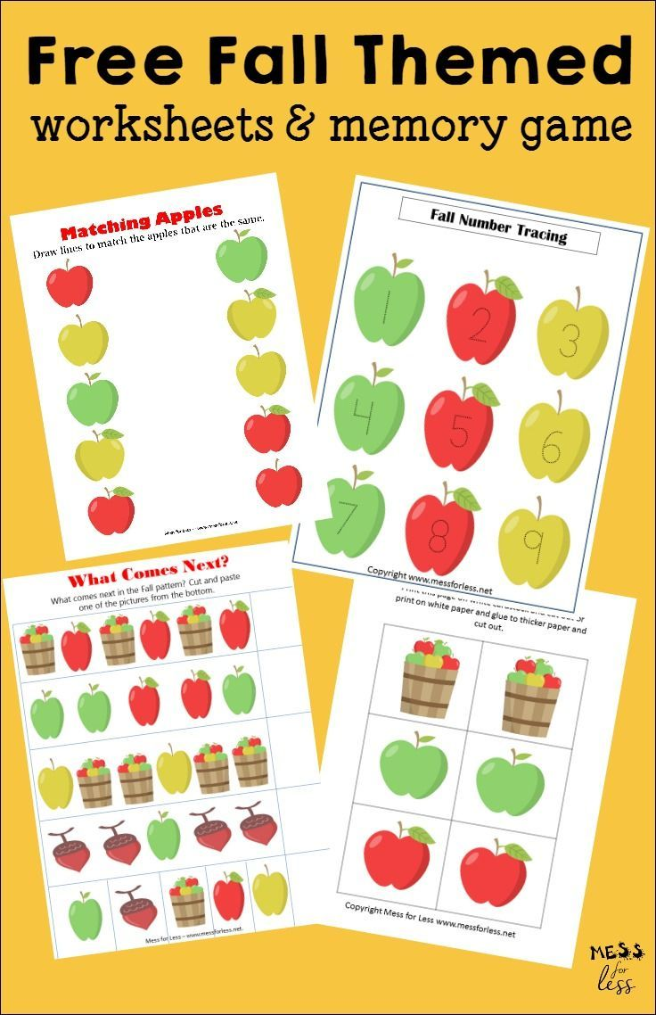 Worksheets Fall Worksheets For Preschool free fall worksheets and fashion activities fashion