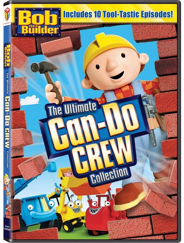 Bob the Builder The Ultimate CanDo Crew Collection
