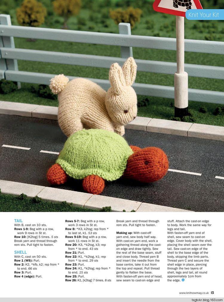 Knit Now №75 2017 - 轻描淡写 - 轻描淡写 | knitting | Pinterest ...