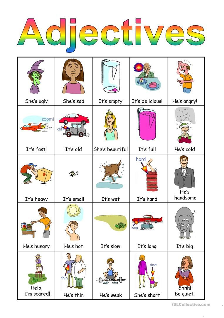 100 Personality Adjectives Character Traits And Personality