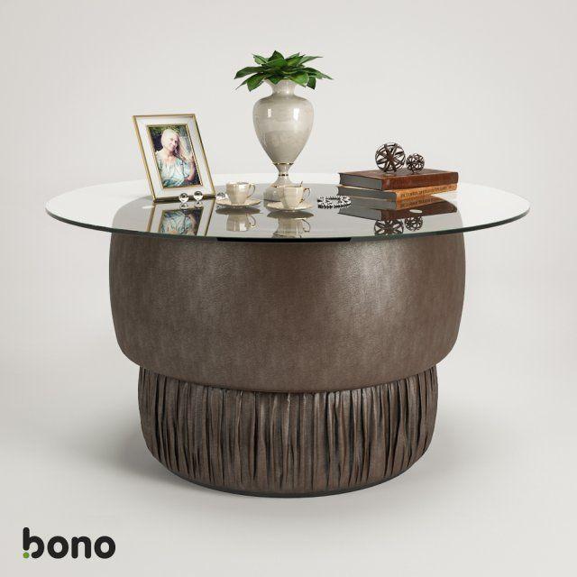 Table Bono Chester 3D Model .max .c4d .obj .3ds .fbx .lwo .stl @3DExport.com by madMIX