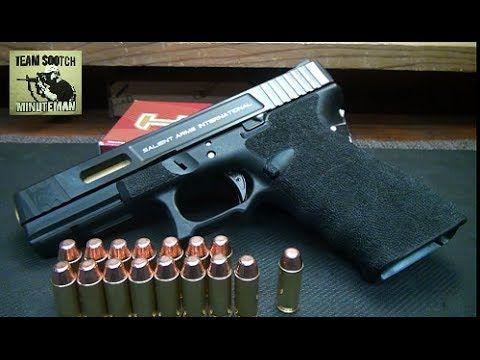 Glock 10mm Model 20 Salient Arms International | Business
