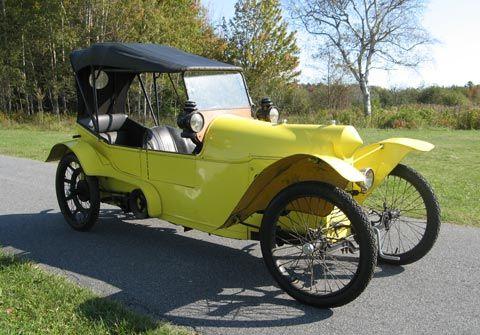 1914 model Scripps-Booth