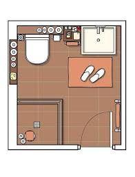 planos de cuartos de baño pequeños - Buscar con Google | cuartos de ...