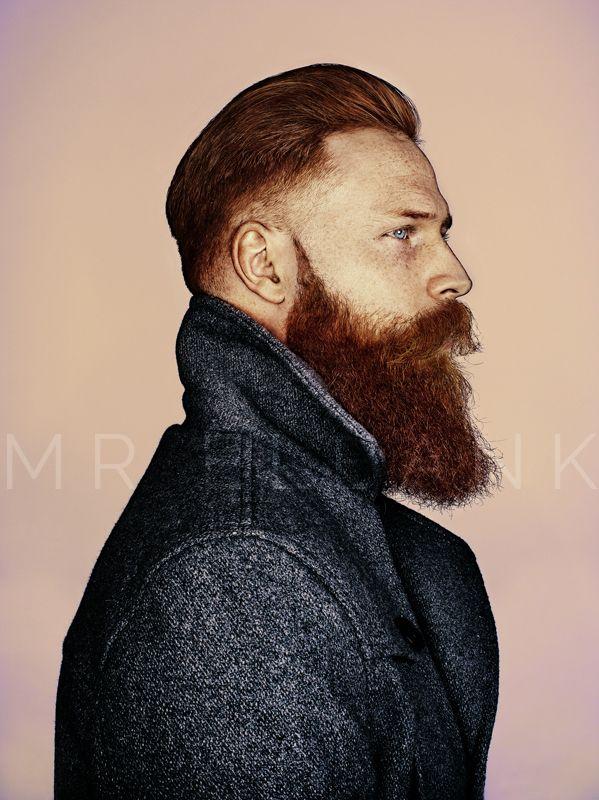 Celtic Proud Ginger Beard Bearded Men Viking Beards
