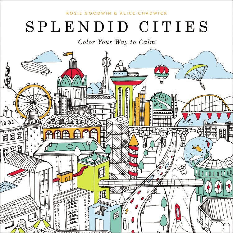 Dust Off Your Crayons Adult Coloring Books Are Here