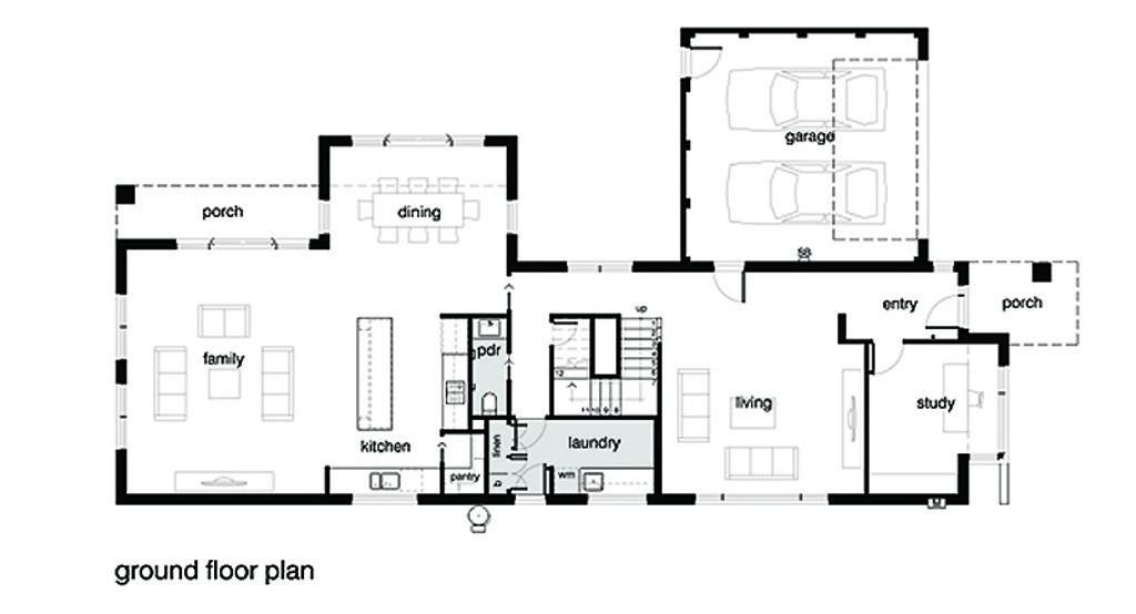 Houseplans modern house plansmodern