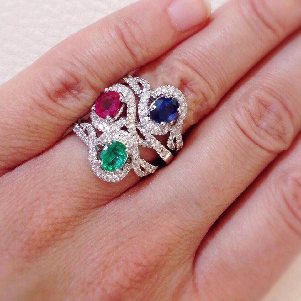 Pin by Alessio Fontana on Anelli - Rings | Pinterest