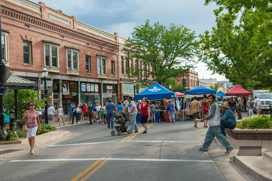 Downtown Grand Junction Picture Summer Evening Farmer S Market Check Out Tripadvisor Members 3 451 Candid Photos And Videos