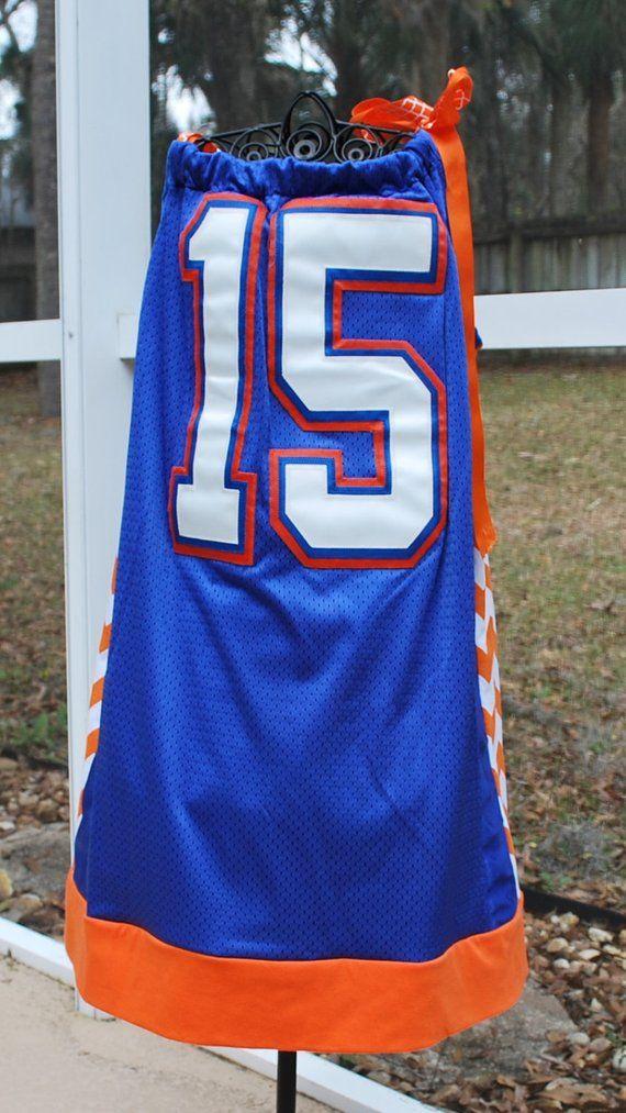 sale retailer 84908 605c4 University of Florida Gators Tim Tebow Jersey Girls Kids ...