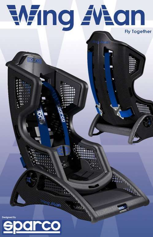 Baby Car Seat Prototype The Sparco Inspired Wing Man Art Design Trendhunter