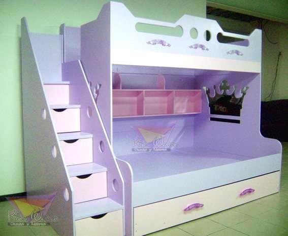 recamaras y muebles infantiles kids world ofrecemos los