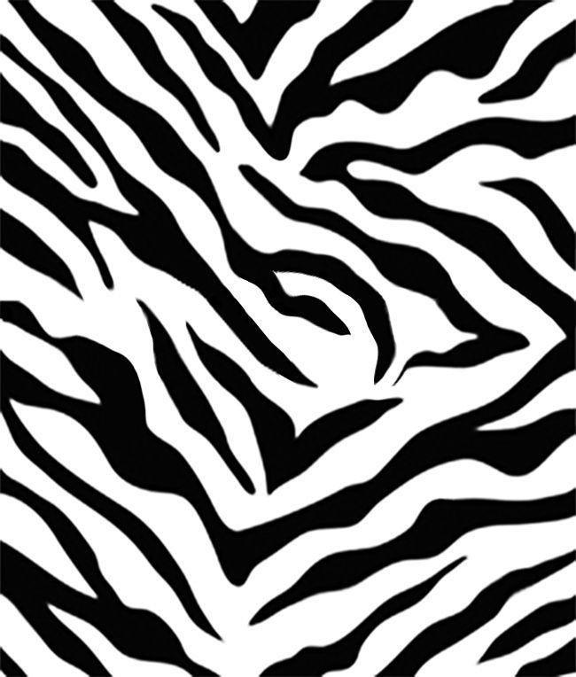 Free zebra stencil to download here: http://interiorspl.com/strona